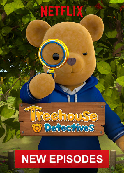 Treehouse Detectives on Netflix Canada