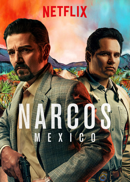 Narcos: Mexico on Netflix Canada