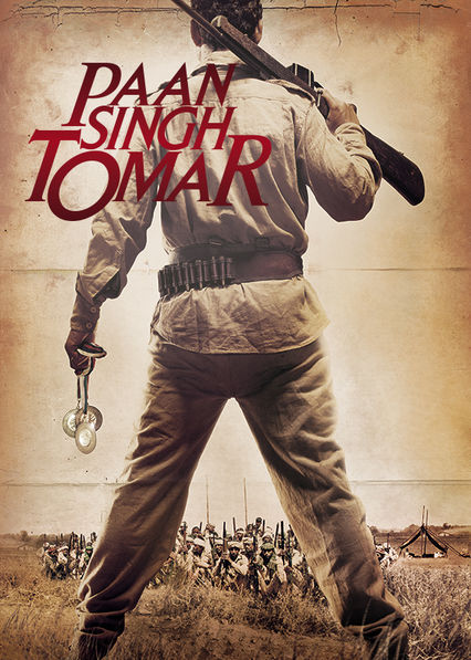 Paan Singh Tomar on Netflix Canada