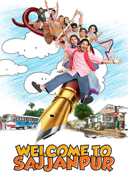 Welcome to Sajjanpur on Netflix Canada