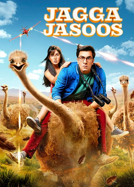 Jagga Jasoos on Netflix Canada