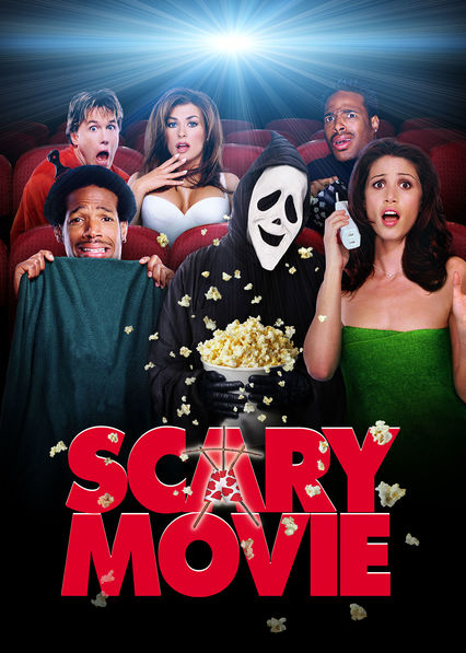 Scary Movie on Netflix Canada
