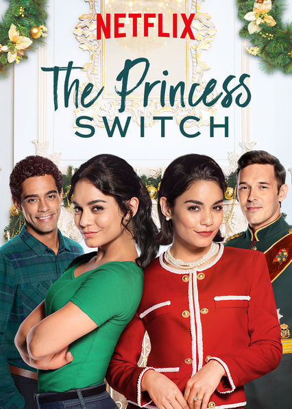 The Princess Switch on Netflix Canada