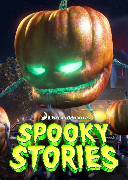 DreamWorks Spooky Stories on Netflix Canada