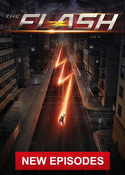 The Flash on Netflix Canada