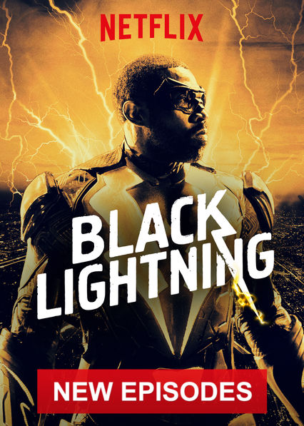 Black Lightning on Netflix Canada