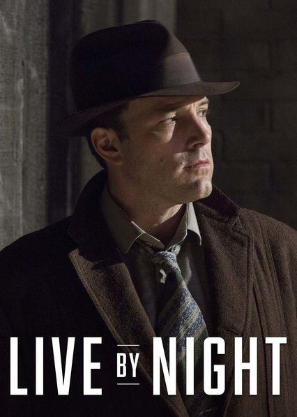 Live by Night on Netflix Canada