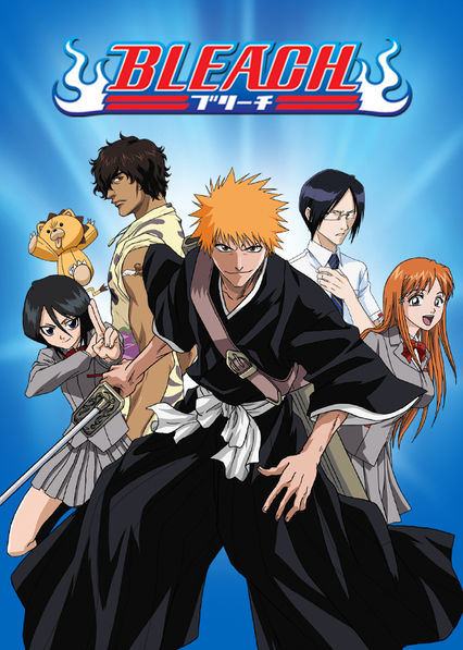 Bleach on Netflix Canada