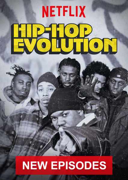Hip-Hop Evolution on Netflix Canada