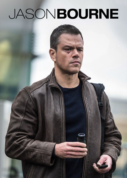 Jason Bourne on Netflix Canada