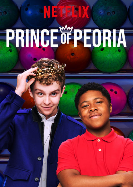 Prince of Peoria on Netflix Canada