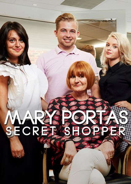 Mary Portas: Secret Shopper on Netflix Canada