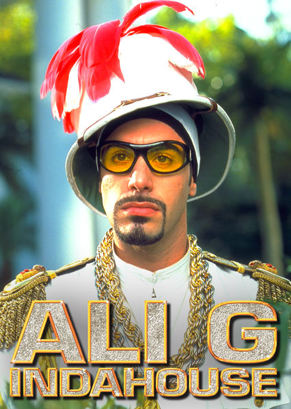Ali G Indahouse on Netflix Canada