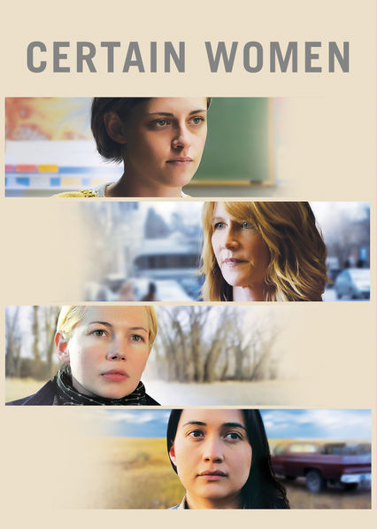 Certain Women on Netflix Canada