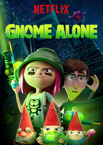 Gnome Alone on Netflix Canada