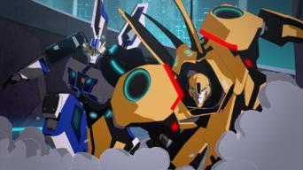 Transformers: Robots in Disguise: Season 1: Pilot: Part 1